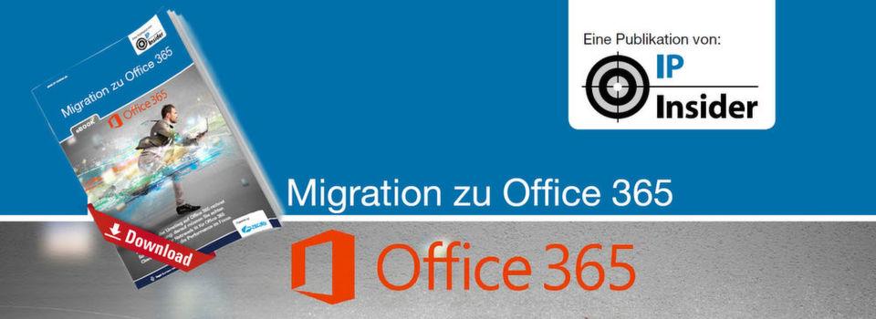 Bei der Migration von Microsoft Office in die Cloud gibt es einiges zu beachten!