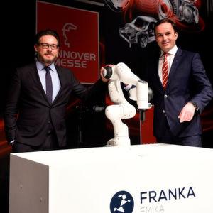 Roboter – Rockstars der Hannover Messe