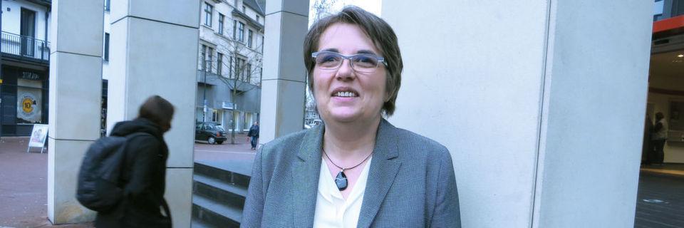 Als Brand Managerin ist Fabienne Valambras verantwortlich für die Fachmesse.