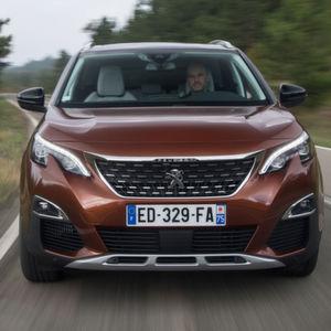 Gefahren: Peugeot 3008