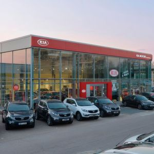 "Lauff Automobile ist ""Kia Global Dealer of the Year"""