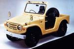 Der Suzuki LJ 10 Jimny war Suzukis erster Geländewagen.