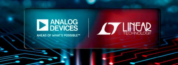Analog Devices schließt die im Juli vergangenen Jahres begonnene Übernahme von Linear Technology ab. Die Transaktionssumme soll bei 14,8 Mrd. US-Dollar liegen.