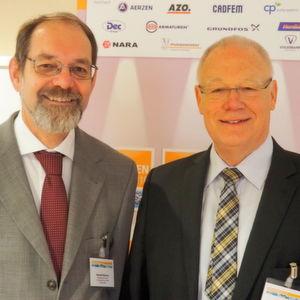 Förderprozess-Foren 2016: Die Referenten des 10. Schüttgut-Forums