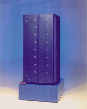 Der Supercomputer Deep Blue besiegte 1997 den Schachweltmeister Kasparow.