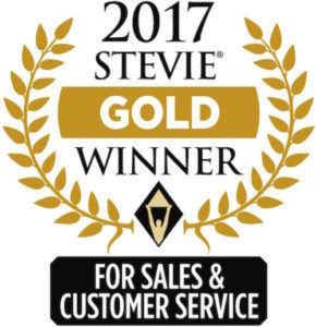 Den Stevie-Award gibt es für guten Support.