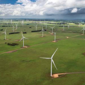 Windturbinen im virtuellen Härtetest