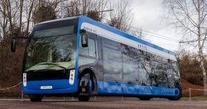 Alstom und NTL haben heute in Düppigheim (Elsass, Frankreich) den Aptis-Bus, vorgestellt. Es handelt sich dabei um eine komplett elektrisch betriebene Mobilitätslösung.