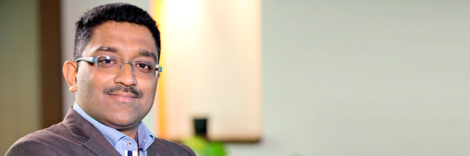 Der Autor: Kalyan Kumar B. ist Chief Technology Officer von HCL Technologies