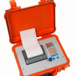 Druckprüfkoffer PMS3000 gemäß DVGW G469 (A) und W400-2, Teil 16