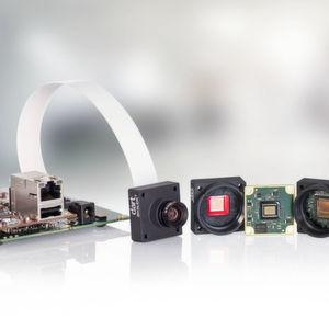Ab sofort sind Baslers Dart-Boardlevel-Kameramodule mit Bcon for LVDS-Schnittstelle und das extra für diese Kameramodelle entwickelte Power-Pack for Embedded Vision verfügbar.
