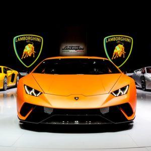 Lamborghini Huracan Performante: Flügelstürmer
