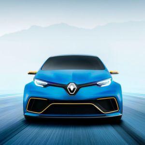 Renault stellt elektrische Rennwagenstudie vor
