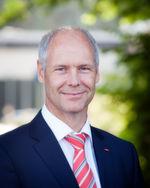 Dr. Willem Huisman ist Präsident und Vorstandsvorsitzender von Dow in Deutschland.