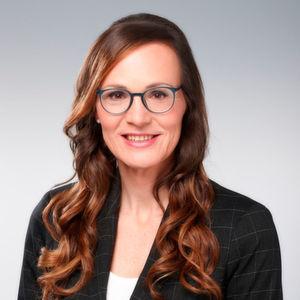 Die 47-jährige Lara Knuth ist neue Geschäftsführerin der SPS GmbH in Dohna.