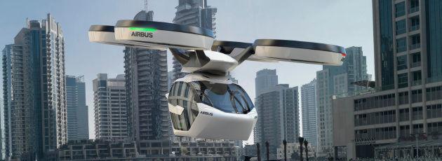 Pop.Up: Ein Konzept voll elektrischer urbaner Mobilität.