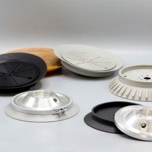 Grundplatten und Dichtungen von Vakuum-Saugplatten frei kombinieren