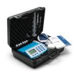 Abb. 3: Dank neuester Lichttechnologien und moderner Stromversorgung sind die Geräte der neuen HI833xx-Photometerserie flexibel und mobil einsetzbar.