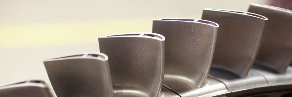 Erfolgreiche Volllasttests für additiv gefertigte Gasturbinenschaufeln