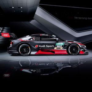 Audi stellt DTM-Version des RS5 vor