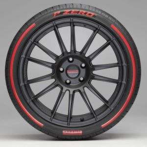 Bunte Streifen und Gummikugeln: Reifen-Neuheiten aus Genf