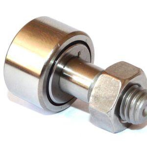 Die Kurvenrollen KRV von JNS sind auch in Varianten aus rostfreiem Edelstahl lieferbar.