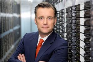 """Strato-CEO Cristian Böing: """"Das ist ein bisschen so wie bei Audi; wir bleiben eine eigenständige Marke."""""""