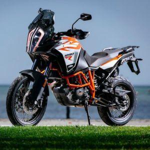 Gefahren: KTM 1290 Super Adventure R
