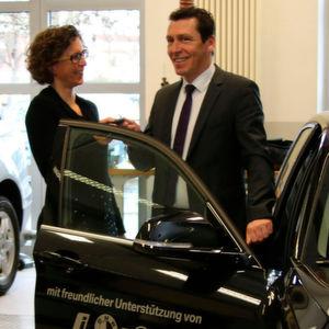 BMW unterstützt Kfz-Innung Schwaben