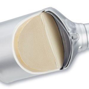 Produktion von Ottopartikelfiltern startet