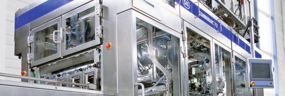 Die Füllmaschinen von SIG Combibloc boten den brasilianischen Kunden genügend Vorteile, damit sie sich trotz der Wirtschaftskrise zu einer Investition entschlossen.