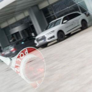 Razzia an mehreren Audi-Standorten