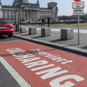 Bundesregierung plant Anreize für Carsharing
