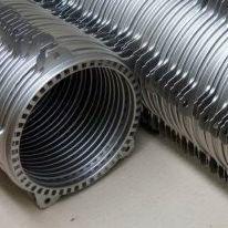 Ferrit-freies Edelstahlstrahlen ist für viele Bauteile gefragt, zum Beispiel für Sensorringe.