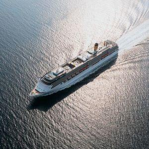 Optimale Bandbreite auf See