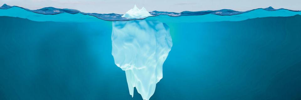 Gefahren, auch für die IT, lauern derzeit größtenteils im Verborgenen.