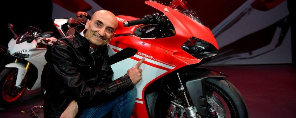 """Claudio Domenicali, CEO der Ducati Motor Holding: """"Das solide Wachstum beweist einmal mehr die Effektivität unserer Strategie."""""""
