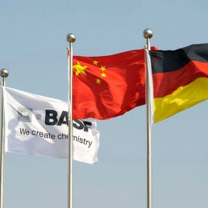 BASF to Built World-Scale Plant in Shanghai