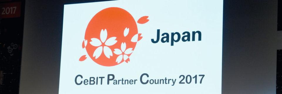 Japan ist das diesjährige Partnerland der Cebit.