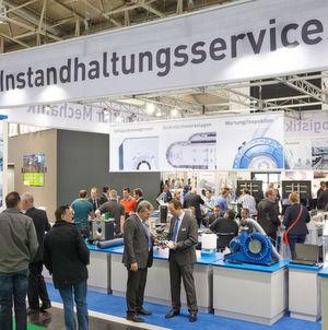 Die neue VDI 2890 beschreibt benötigten Funktionalitäten zur Gestaltung und Ausstattung von Instandhaltungsplanungs- und Steuerungssystemen. (Symbolbild Maintain/Messe München)