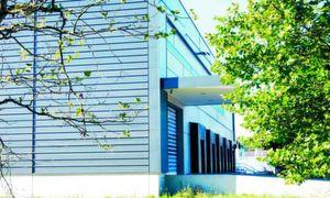 Auf 16.000 m² Lager- und Serviceflächen verteilen sich mehrere Unternehmen im Logistikzentrum Rodgau.