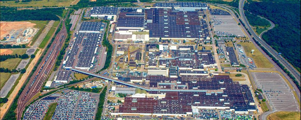 Ford investiert in sein Werk in Saarlouis 600 Millionen Euro.