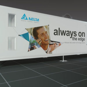 Delta rückt Energie-Management und Modulares für Datacenter in den Fokus