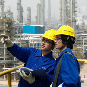 """We are going to cooperate with BASF in more downstream fine chemical products because they have lots of advanced technology in those areas,"" said Yu Xizhi, general manager of Sinopec Maoming,"