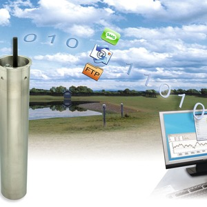 Messsystem mit Funktionsüberwachung sendet Daten
