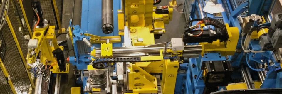 Bei unserem Anwender der Woche bearbeitet eine Biegemaschine von Schwarze-Robitec 2,8 m lange Rund- und Ovalrohre mit einem Durchmesser bis 76,2mm.