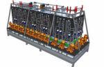 Dosiersystem zur genauen Dosierung von Phosphat zur Wasseraufbereitung des Wärmetauschers von Dampfgeneratoren