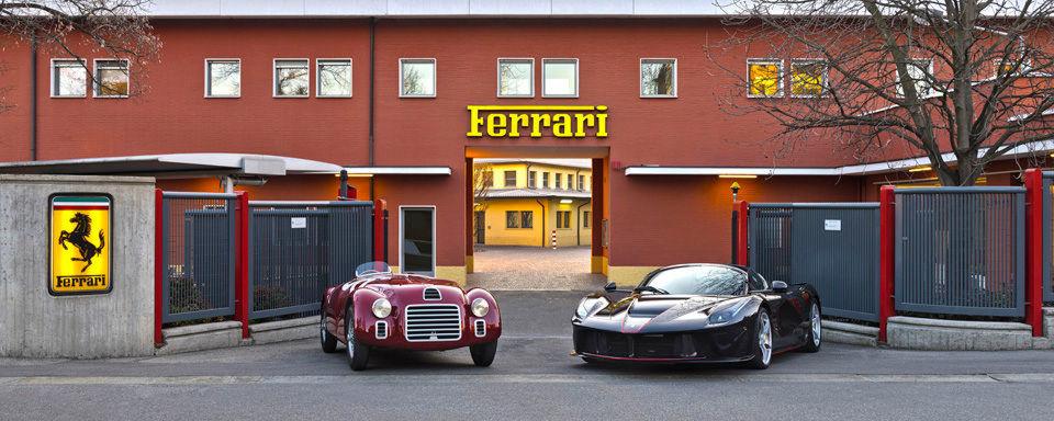 Im März 1947 startete Enzo Ferrari sein erstes Modell: den 125 S. 70 Jahre später feiert Ferrari seine Historie mit einem Sondermodell, dem La Ferrari Aperta.