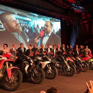 """""""Motorrad des Jahres 2017"""": Der Coup der Africa Twin"""
