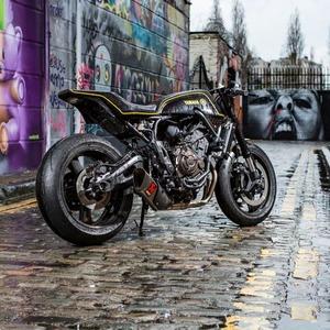 Yamaha: XSR 700 à la Rough Crafts